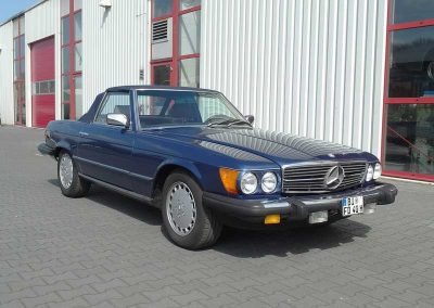 Mercedes-Benz 380 SL W 107