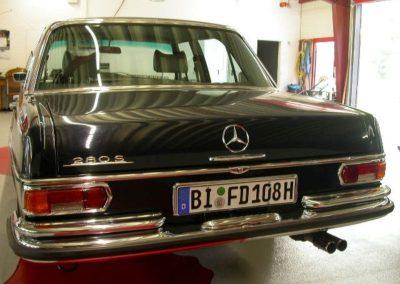 Mercedes-Benz 280 S / W 108